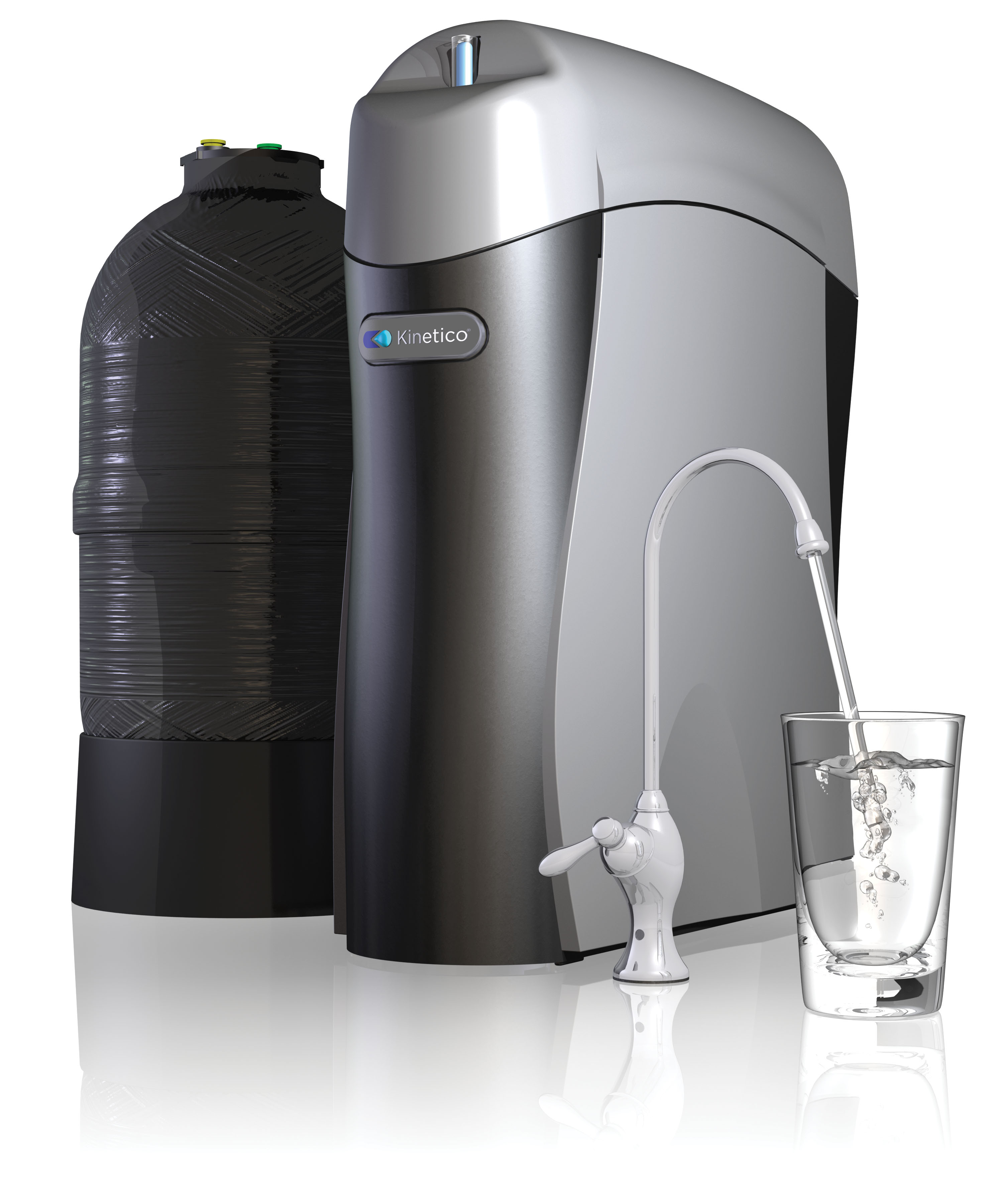 Integrity Water Solutions is proud to offer Kinetico Water Systems Premier Series Water Softener