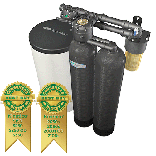 Integrity Water Solutions Kinetico Premier Series Water Softener