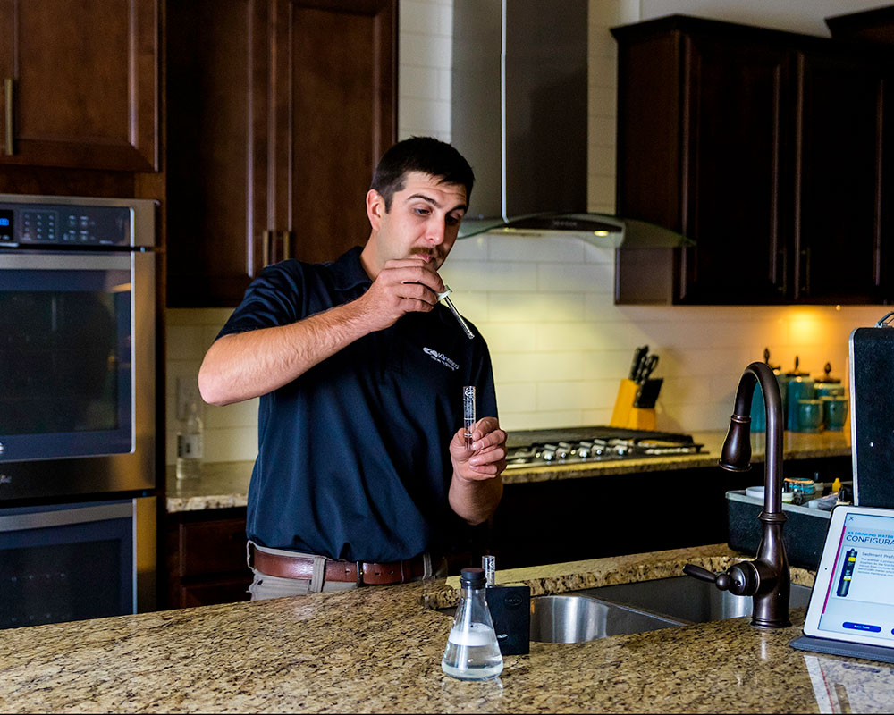 Integrity Water Solutions Water Softener Virtual Sales Appointment Demo