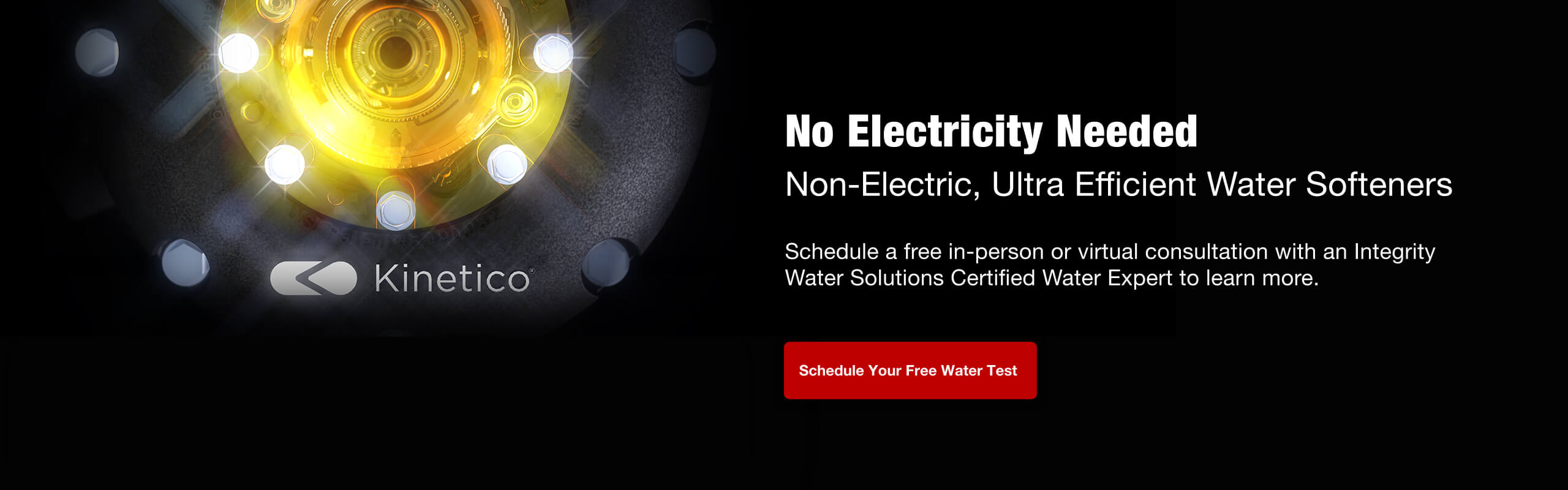 Integrity Water Solutions Non-Electric Water Softeners